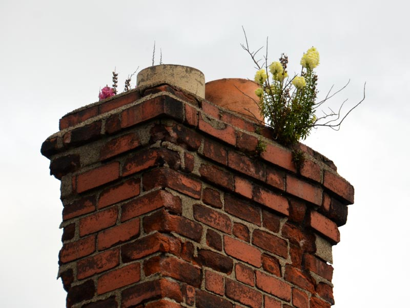 Chimney Pot Maintenance - Bournemouth Roofing Dorset