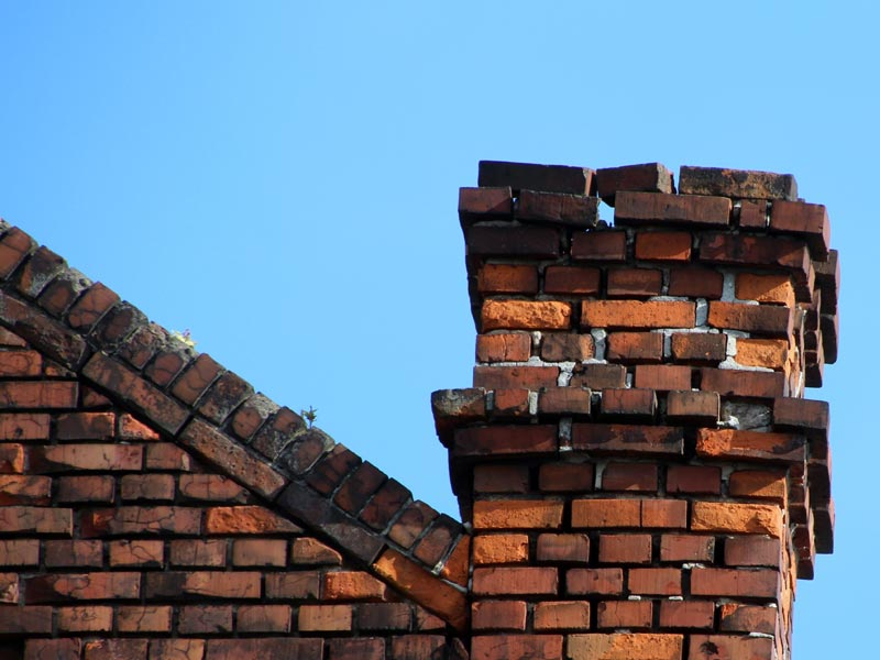 Chimney Re-Pointing - Bournemouth Roofing Dorset