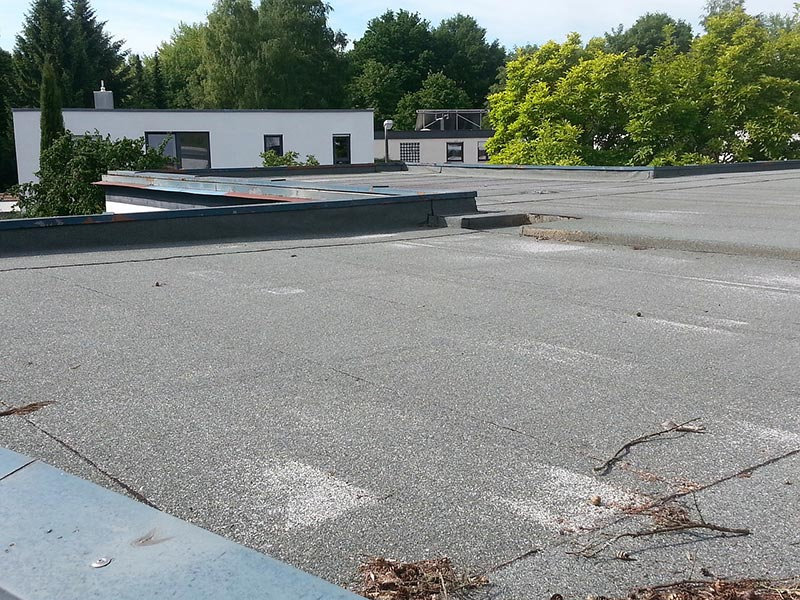 Flat Roofs - Bournemouth Roofing Dorset