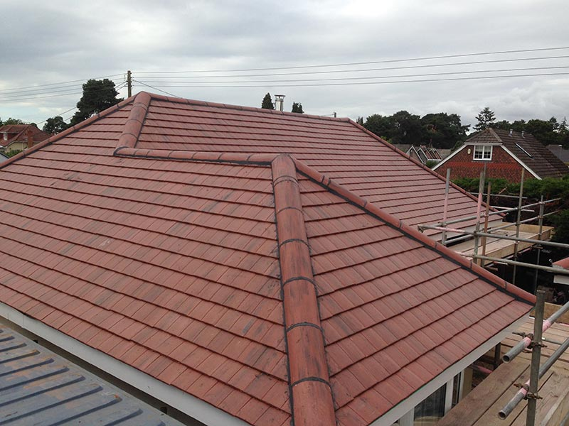 New Roofs - Bournemouth Roofing Dorset