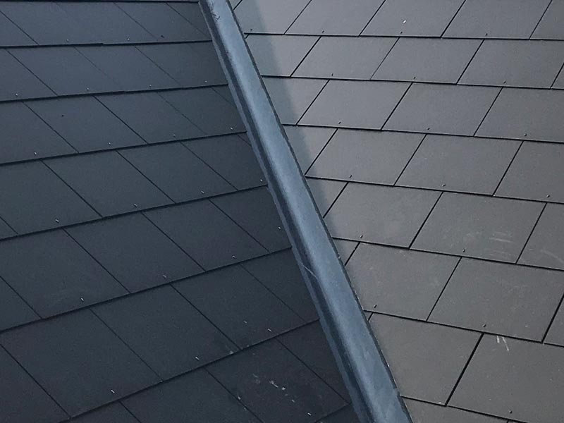 Roof Leadwork Flashing - Bournemouth Roofing Dorset