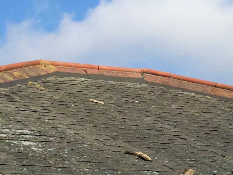 Pointing - Bournemouth Roofing Dorset
